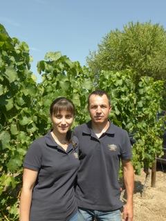Ioan und Ioana Silaghi