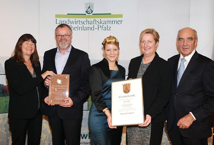 Staatsehrenpreis des Landes Rheinland-Pfalz