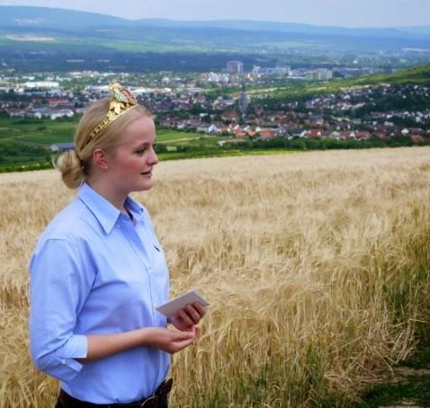 Bianca Weber aus Rheinhessen