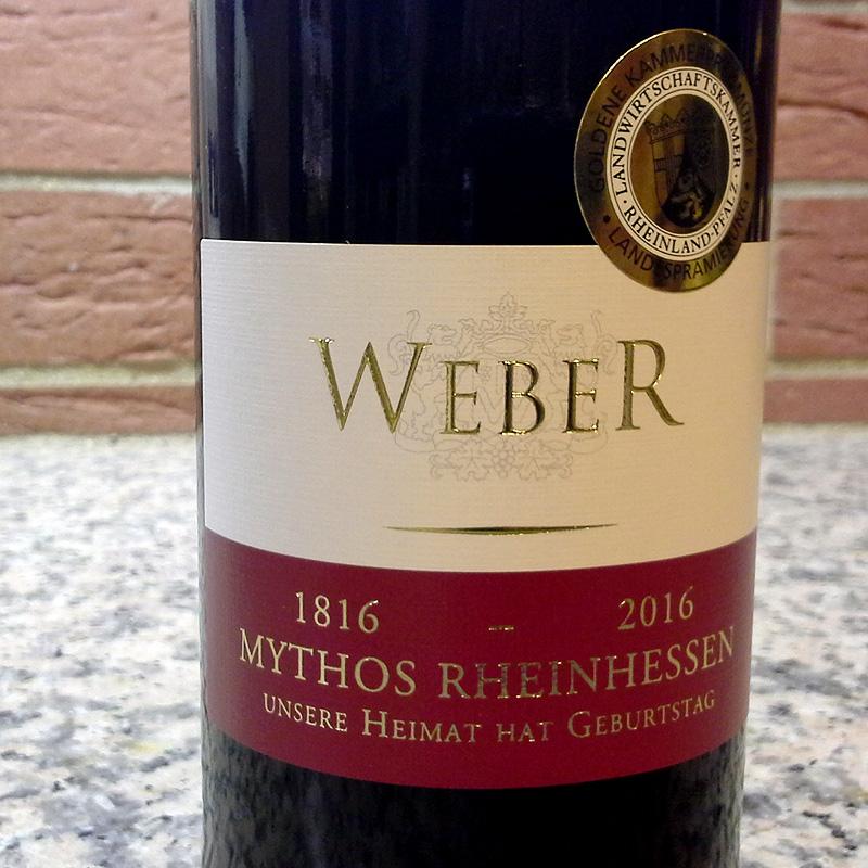 2013er Cabernet Mythos Rheinhessen