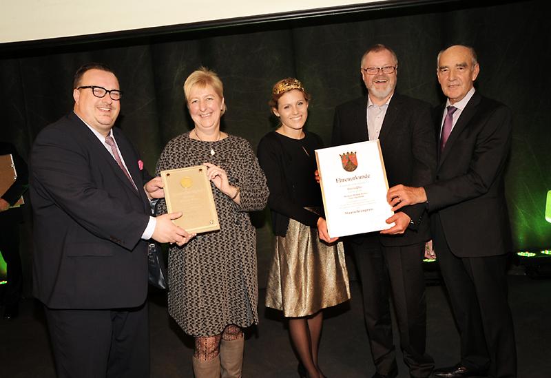 Verleihung des Staatsehrenpreises 2016