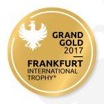 Grand Gold 2017 für unseren 2016er Grauburgunder