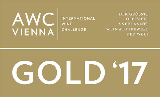 Gold bei AWC Vienna