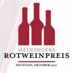 Meiningers Rotweinpreis 2017