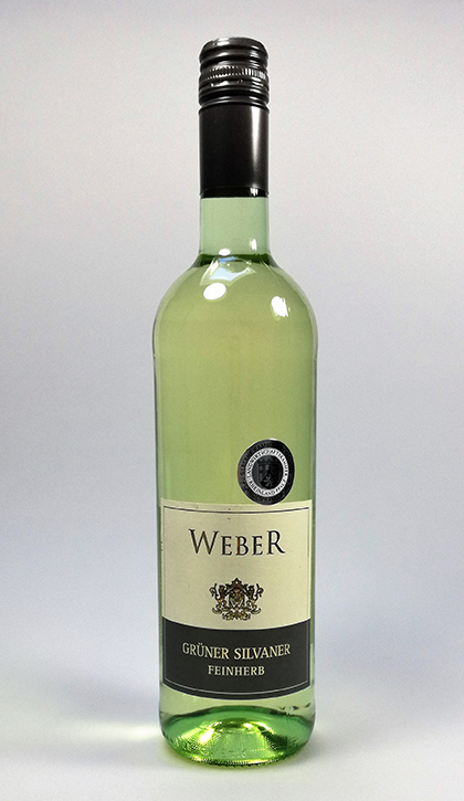 Weber Weine - Gruener Silvaner