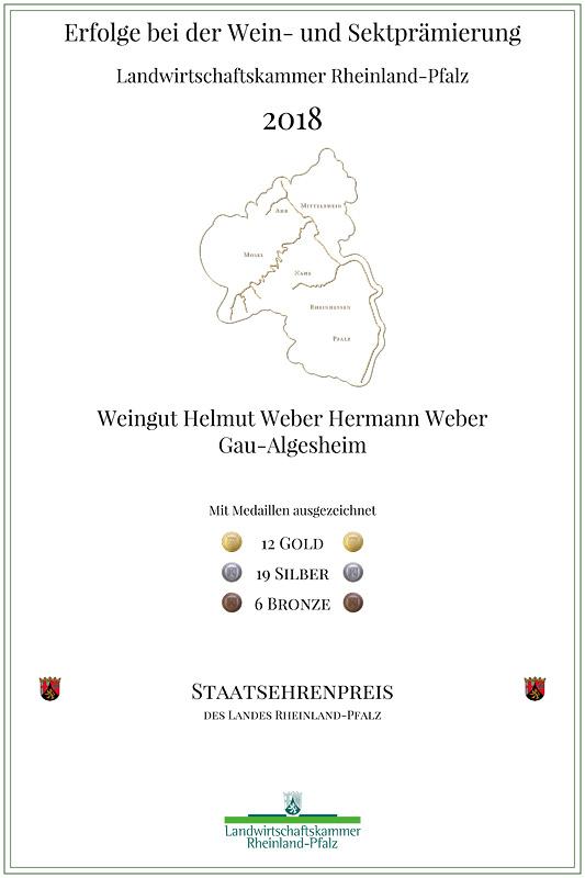 Landwirtschaftskammer Rheinland-Pfalz 2018