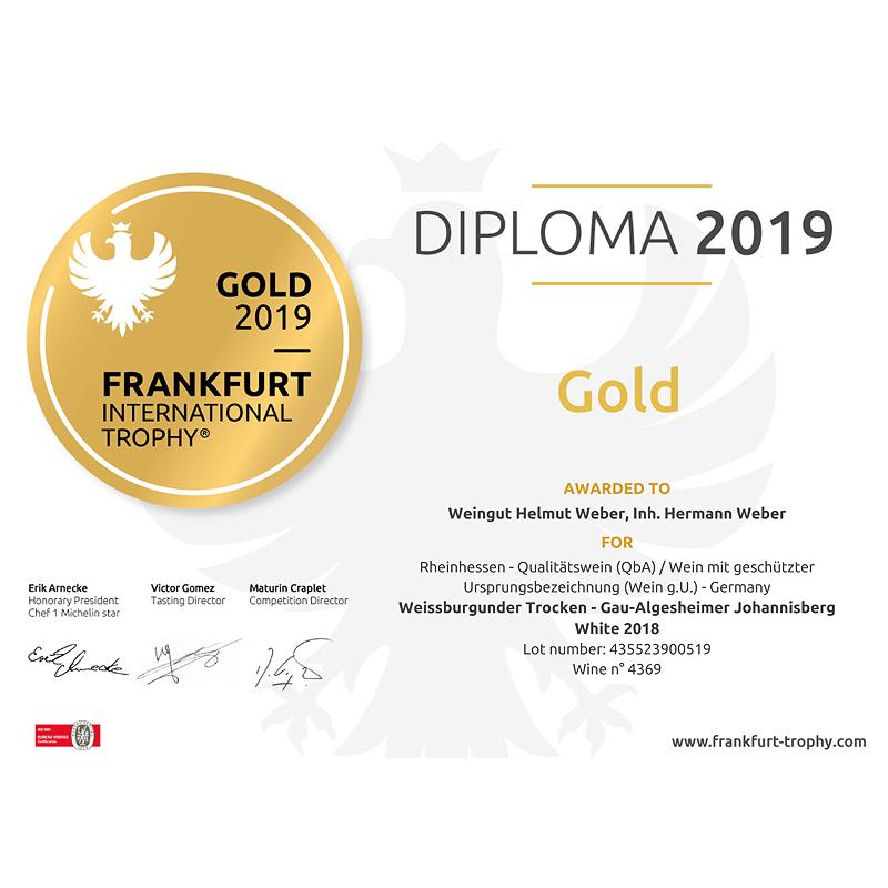 Frankfurt Wine Trophy 2019